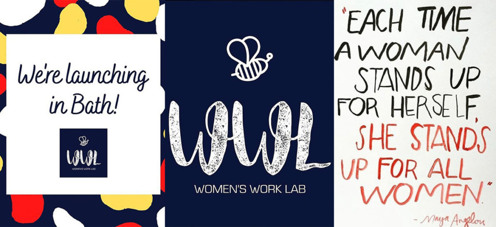 Women's Work Lab are Working to Support Mums in Bath.