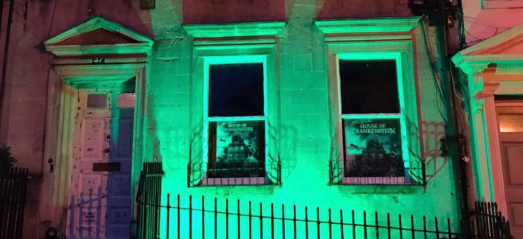 Tickets Have Gone on Sale for a New Immersive Visitor Attraction Opening in Bath in June This Year: Mary Shelley's House of Frankenstein!