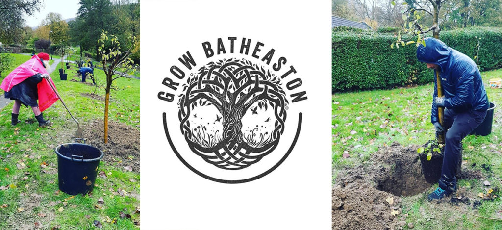 A group of passionate gardeners local to Batheaston have far exceeded the expectations of their small project set up during the first lockdown, Grow Batheaston – a committee dedicated to creating a greener local area.