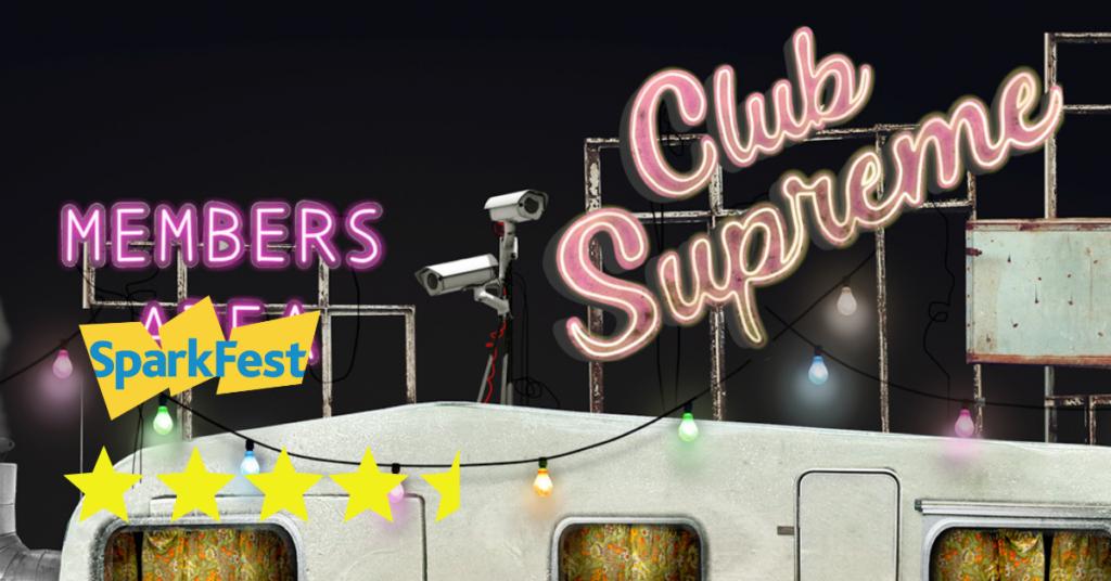 Club Supreme ★★★★½