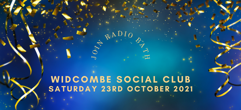 Party with Radio Bath at Widcombe Social Club